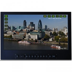 Curtiss-Wright Introduces 21″ HD Rugged Video Mission Display