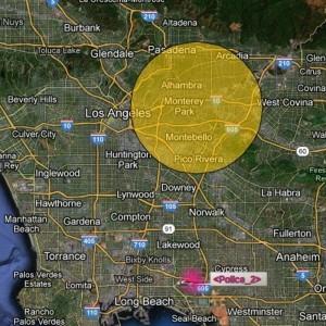 LA County Sheriff uses SkyWeb to navigate Presidential TFRs