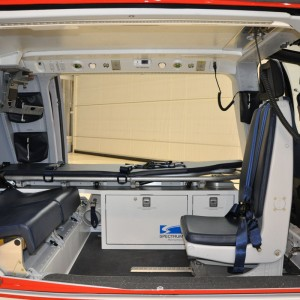 Spectrum Aeromed deliver first US-certified EMS interior for Grand New helicopters