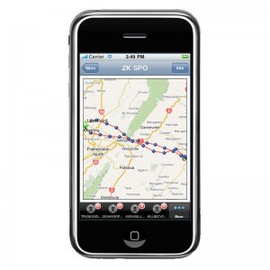Spider Tracks launches free iPhone viewer