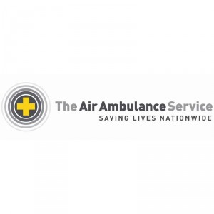 The Air Ambulance Service scoops national charity award