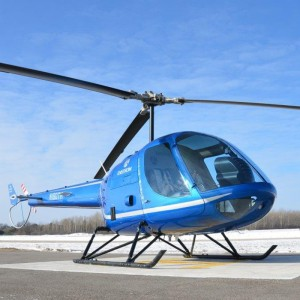 Enstrom brings TH180 development aircraft to Heli-Expo