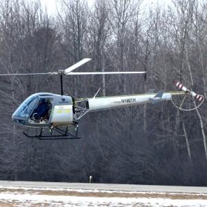 Enstrom TH180 First Flight