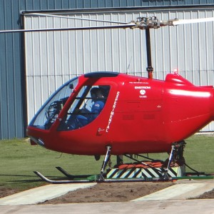 TH-180 program has two prototype aircraft in the certification program