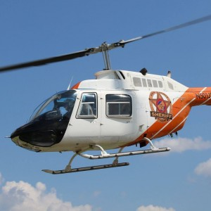 Shelby County Sheriff launches air ops with surplus TH-67 Creek