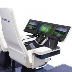 Thales Unveils Future Helicopter Cockpit at Heli-Expo