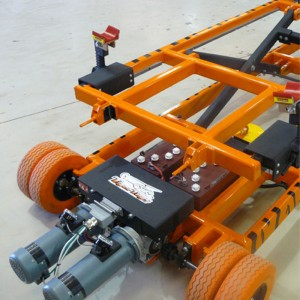Tiger Tugs introduces remote control helicopter transporter