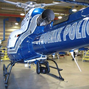 FAA issues STC for Trakkabeam A800 searchlight on AS350B3
