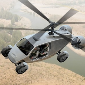 AVX Submits Proposal for Fly-Drive Vehicle to DARPA