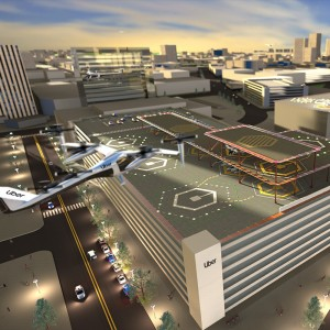 Uber Elevate teams with GE Aviation for flight data monitoring