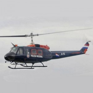 Paraguay Police add four UH-1s