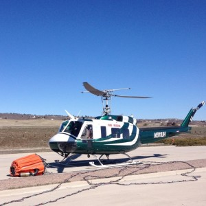 Rampart Helicopter Services aims to correct Colorado zoning violation