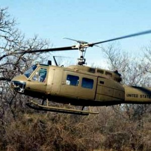 Army UH-1H finds new home with Air Force