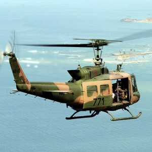 Huey Helicopter Museum opens in Australia