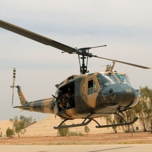 Imminent Arrival of Huey IIs for Kenya
