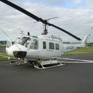 FAA approves UH-1H tailboom motion detection system