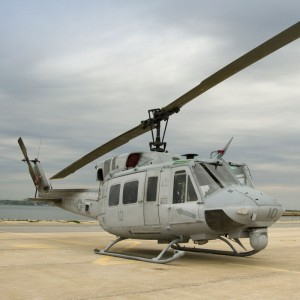 US Navy UH-1N testbed demonstrates big leap in tactical networking