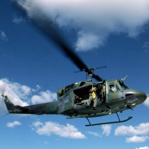Helicopter may have had mechanical trouble before hard landing
