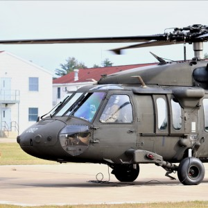 Safety message extends lifecycle for Black Hawk parts