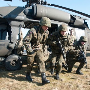 UH-60 helps US and Polish forces hone interoperability skills