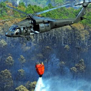 10 refurbished Black Hawk to fight Australian fires