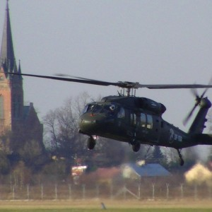 "S-70iâ""¢ Black Hawk makes historic first flight in Poland"