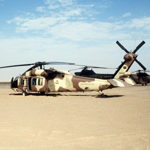 Sikorsky to perform A-to-L upgrades on Saudi Black Hawks