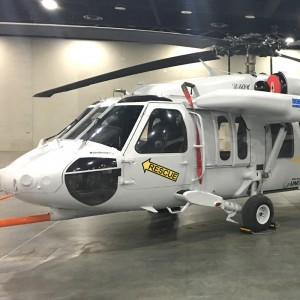 BHI² (BHI Squared) Helicopters Delivers 4th Type-Certificated UH-60A Commercial Hawk