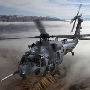Sikorsky picks Rockwell Collins avionics for combat rescue UH-60W