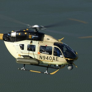 EADS North America demos the Armed Aerial Scout 72X