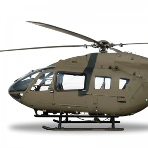 3D Perception delivers display to CAE for UH-72A FTDs