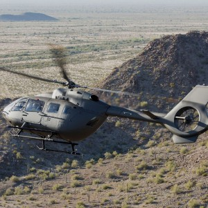 Airbus introduces UH-72B based on H145 with fenestron