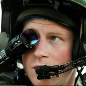 Prince Harry ends his attachment to the Army Air Corps