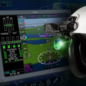 Universal Avionics Introduces Latest in 'Fly by Sight' Flight Deck Concept