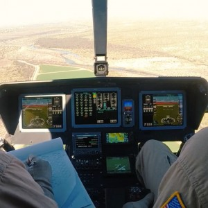 Universal Avionics flies MD902 with InSight Integrated Flight Deck