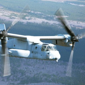 Bell-Boeing awarded $20M more on V-22 flight test contract