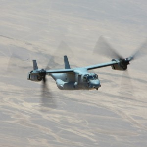 Hamilton Sundstrand awarded $10M Japanese V-22 contract