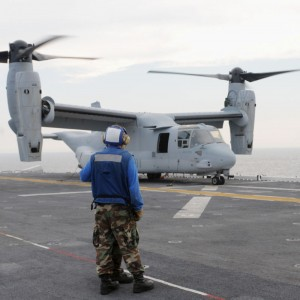 BAE Systems to provide US Navy All-Quadrant Defensive Weapon System for V-22