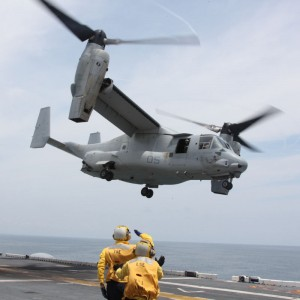 Raytheon awarded $9.5M contract to repair CH-53 and V-22 weapon replacement assemblies