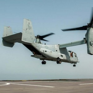 V-22 to be tested with French Aircraft Carrier
