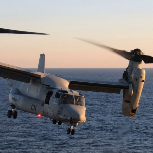 Bell Boeing awarded $27M contract for removal, repair and replacement of V-22 spindle bearings