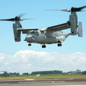 Boeing opens V-22 production facility
