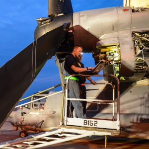 Special Ops V-22 maintainers win 2015 Maintenance Excellence award