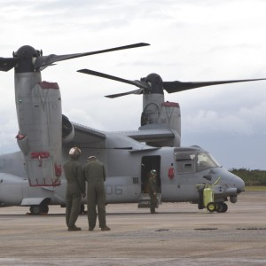 Robertson Fuel Systems awarded $10M modification for MV-22 aux fuel contract