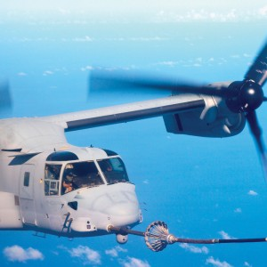 Cobham Receives Orders for V-22 Refuelling Probes