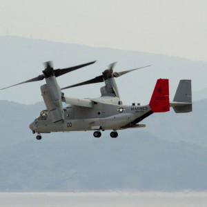 Japan resumes talks with local government on V-22 deployment