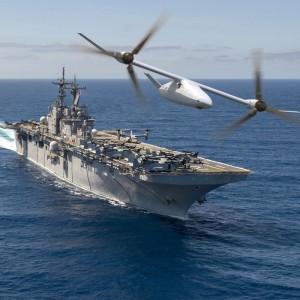 Bell introduces armed unmanned V-247 tiltrotor