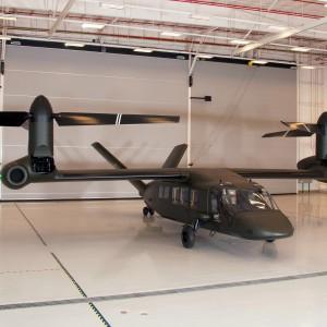 Bell Exhibits V-280 Mockup at Army Aviation Summit