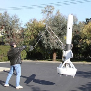 DARPA funds trials of unmanned hovering UAV with robot arm