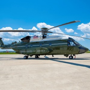 Sikorsky receives second contract for six Presidential S92s